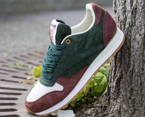 Reebok Classic Leather Highs And lows