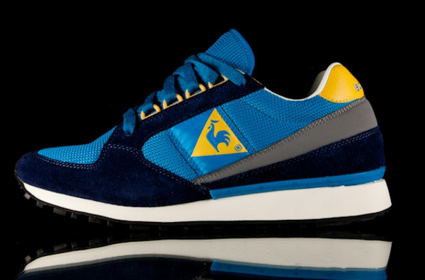 Le Coq Sportif Eclat 89 Dark Navy/Blue/Yellow