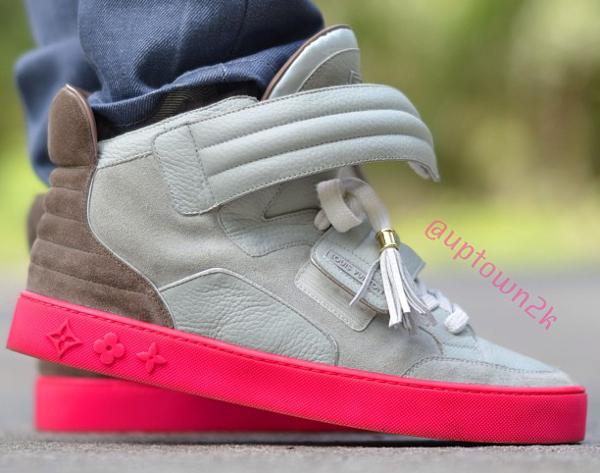 Louis Vuitton Jasper x Kanye West - la sneaker du jour (13.05.2013)