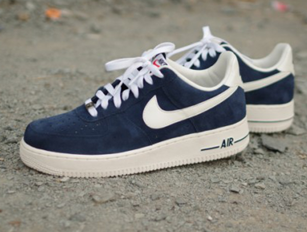 newest d0947 89f6b Nike Air Force 1 Low Blazer bleue