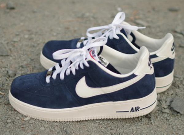Nike Air Force 1 Low Blazer bleue
