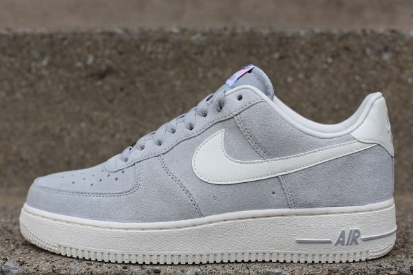nike air force 1 low gris