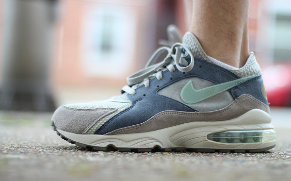 Nike Air Max 93 magnet/dusty sage-obsidian-irn - Airkeung88
