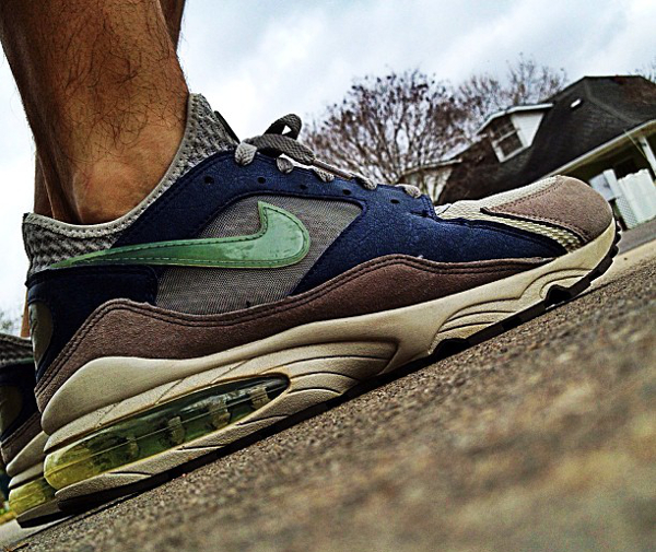 Nike Air Max 93 magnet/dusty sage-obsidian-irn - Derek Curry
