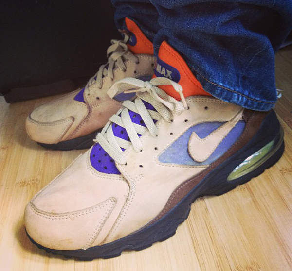 Nike Air Max 93 Mowabb - Fresh Laces