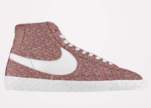 Nike Blazer Mid ID Liberty Of London