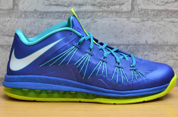 "Nike Lebron 10 Low ""Sprite"""