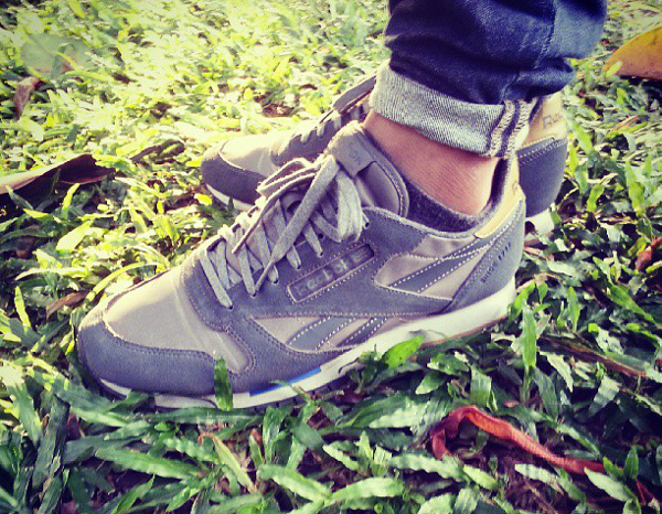 Reebok Classic Leather Grey - Ebo