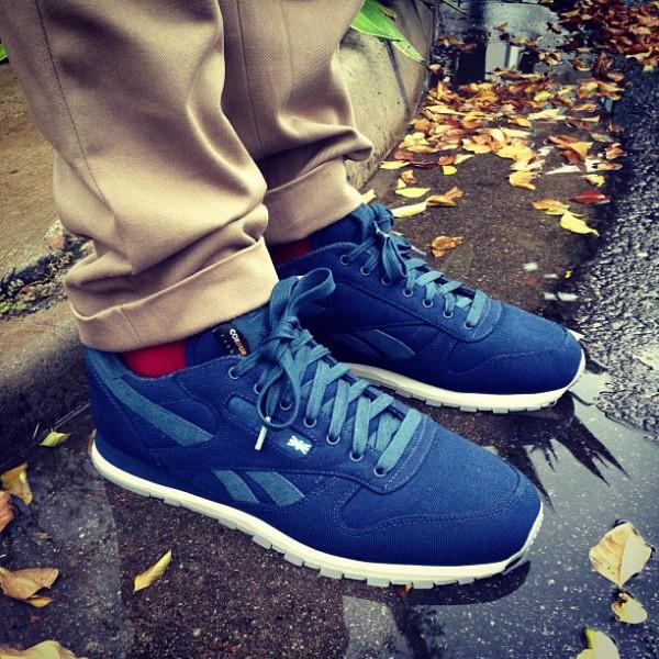 Reebok Classic Leather Sneakersnstuff - Dylan Teoh