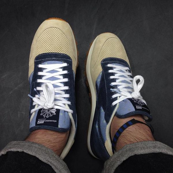 Reebok Classic Leather Mita Sneakers - Shigeyuki Kunii