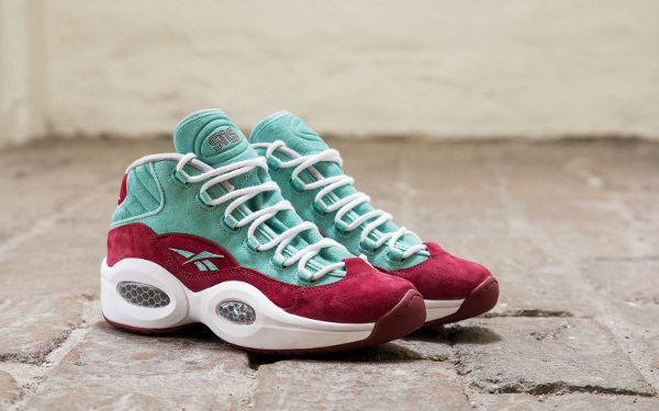 "Reebok Question Mid ""A Shoe About Nothing"""