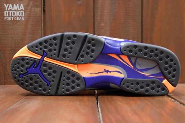 Air Jordan 8 Phoenix Suns