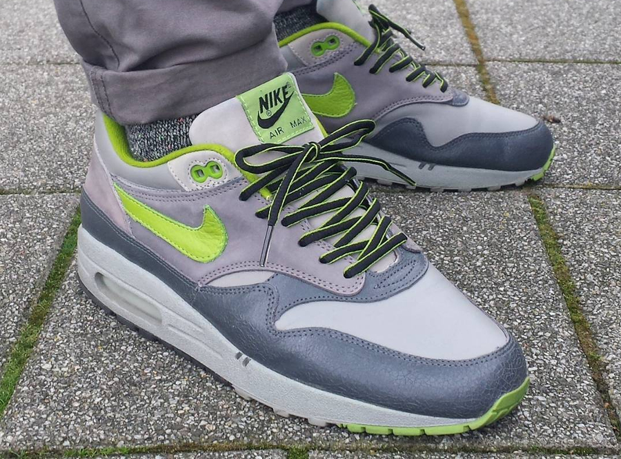 2004 - Nike Air Max 1 Huf Hyperstrike - @djamesandrew