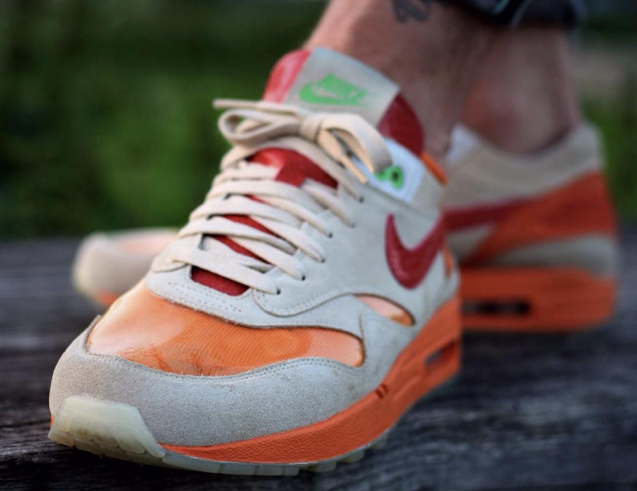 2006 - Clot x Nike Air Max 1 NL Kiss of Death - @tupscnvlt