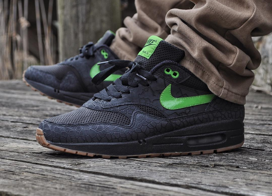 2008 - Huf x Nike Air Max 1 Hufquake - @react149