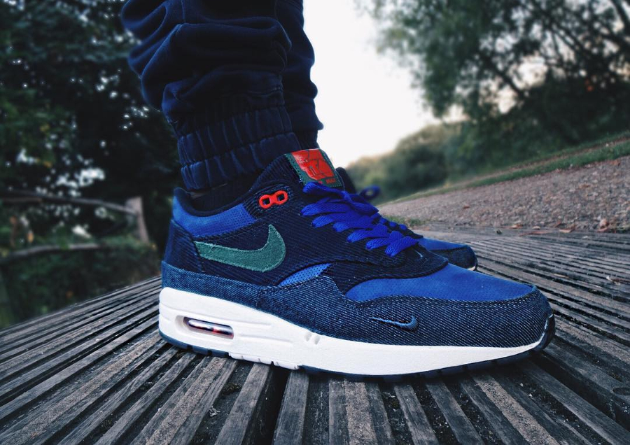 2009 - Patta x Nike Air Max 1 Denim Corduroy - @arthur_daley