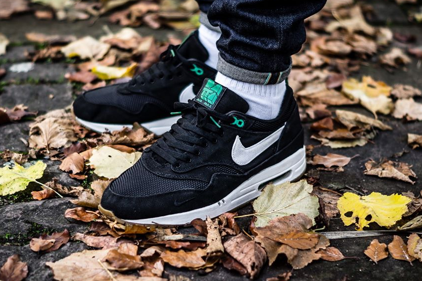 2009 - Patta x Nike Air Max 1 Lucky Green - @elevenandihalf