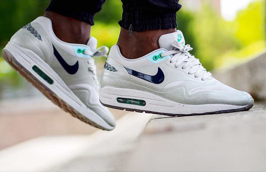 2013 - Clot x Nike Air Max 1 Hyperfuse Kiss of Death - @yokickz