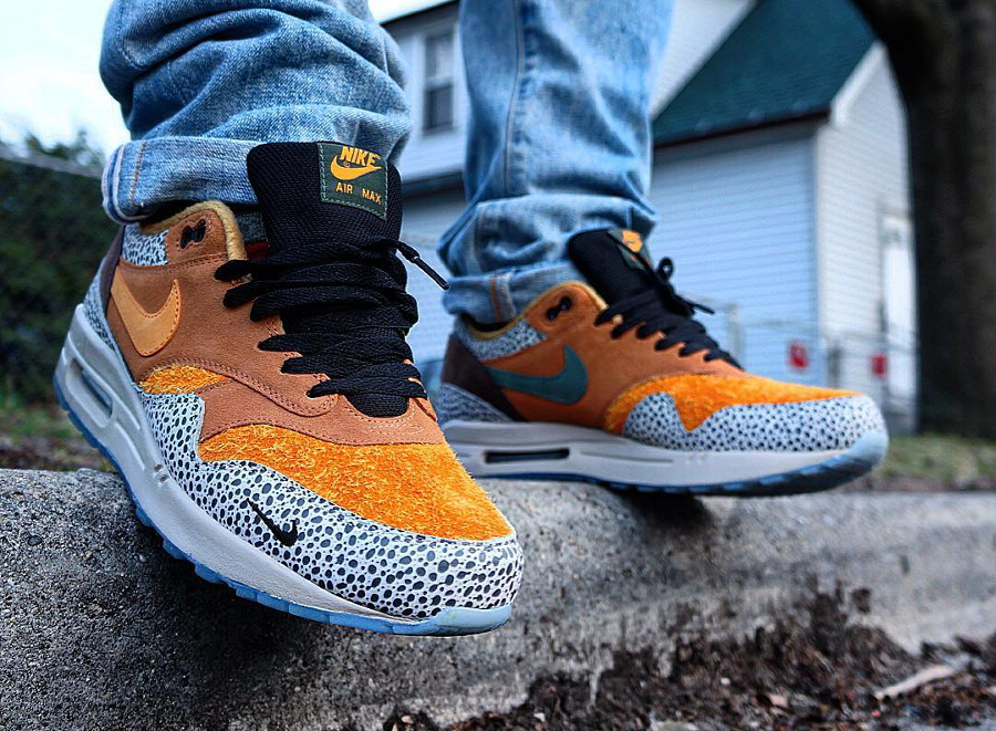 2016 - Nike Air Max 1 Atmos Safari - @airmaxchicago