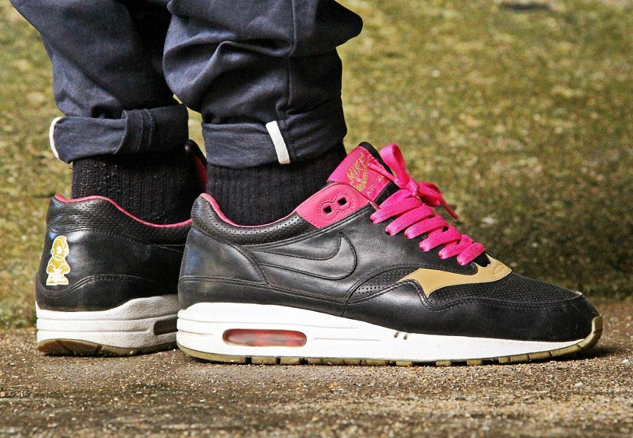 2005 - Kid Robot x Nike Air Max 1 - @pedram50