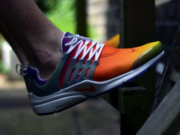 Nike Air Presto B Rainbow - June2kicks4