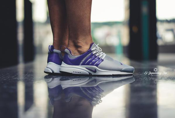 Nike Air Presto Grey Purple - El Tio