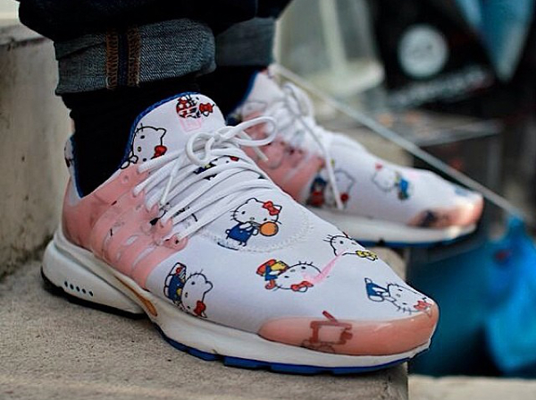 Nike Air Presto Hello Kitty Sneaker Zimmer