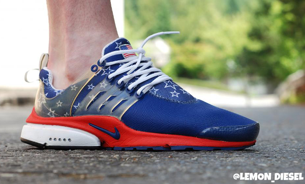 Nike Air Presto USA - Lemon_Diesel