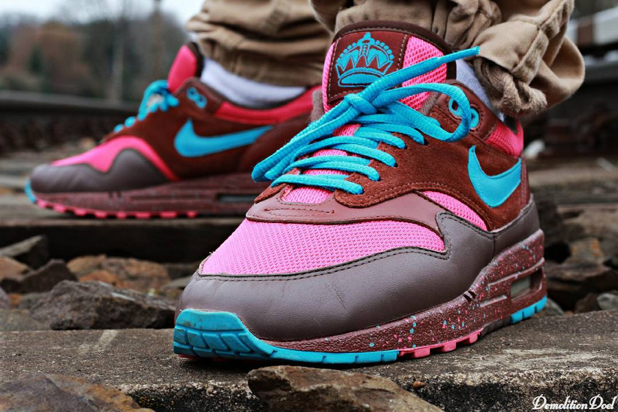 2005 - Parra x Nike Air Max 1 Amsterdam - @demolitiondoel