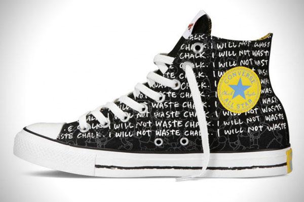 """Converse """"Simpson"""" Chuck Taylor"""