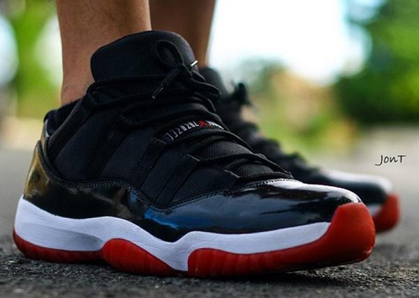 Air Jordan 11 Low Bred – la sneaker du jour (06/06/2013)