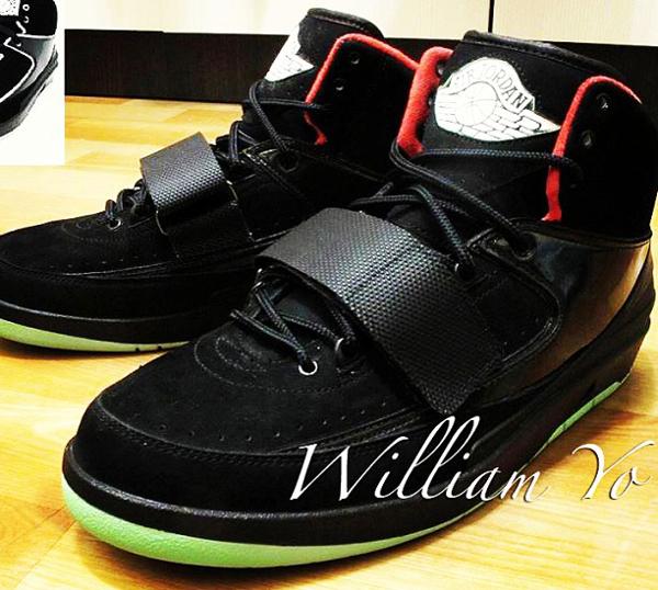 Air Jordan 2 Yeezy 2