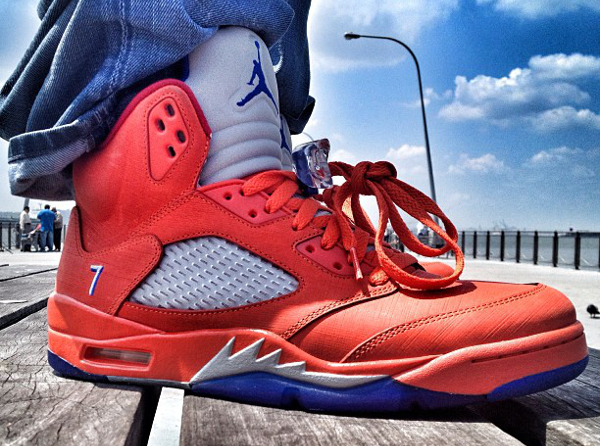 Air Jordan 5 Anthony Melo