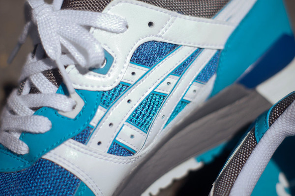 Asics Gel Lyte 3 White/Blue