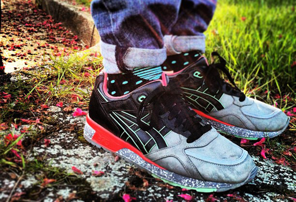 Asics Gel Lyte Speed Winter - Djangojoe87