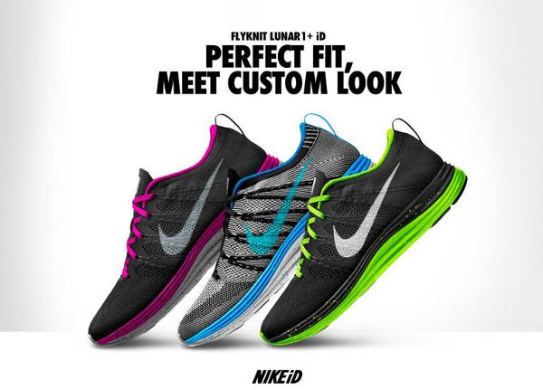 Nike Flyknit ID