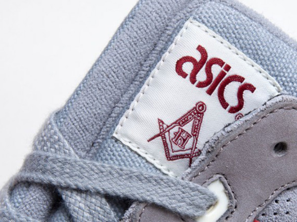 Hal Asics Gel Lyte 3 Brick and Mortar