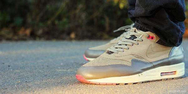 Nike Air Max 1 Chino Flaming Pink - Brooklynfreed10