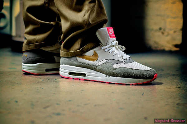 """Nike Air Max 1 """"Flamingo """" - Vagrant"""