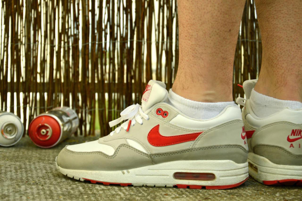 Nike Air Max 1 Sport Red - Kyou Netra