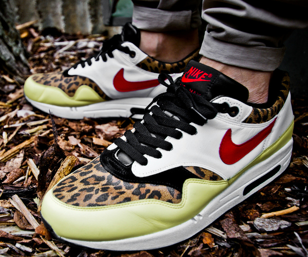 Nike Air Max 1 Leopard USA Exclusive - Willkillforkicks