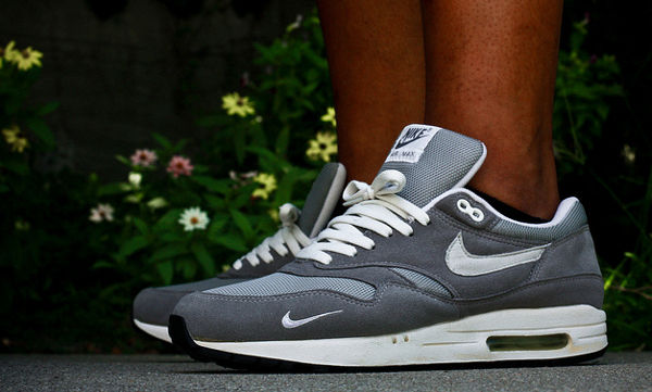 Nike Air Max 1 Mesh Grey - Dirty-soles