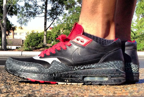 Nike Air Max 1 NL Black Cement - Kuyakoy