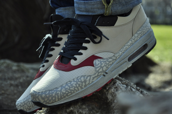 official photos b12c6 703d3 Nike Air Max 1 NL CWhite Cement - Skintcosofshoes