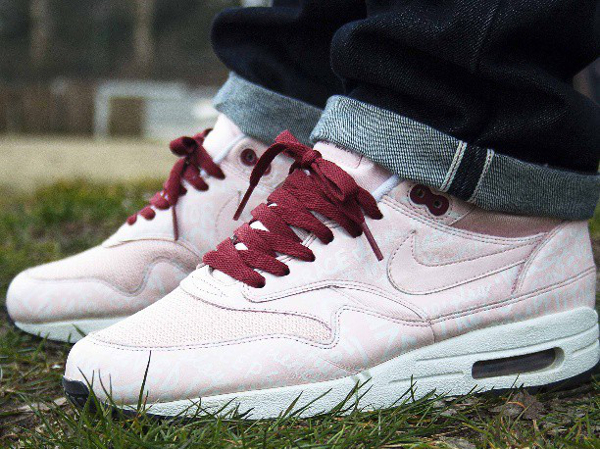 Nike Air Max 1 Powerwall Pink - Djamesandrew