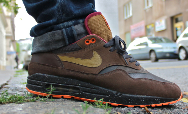 Nike Air Max 1 Spanish Moss - Skintcosofshoes