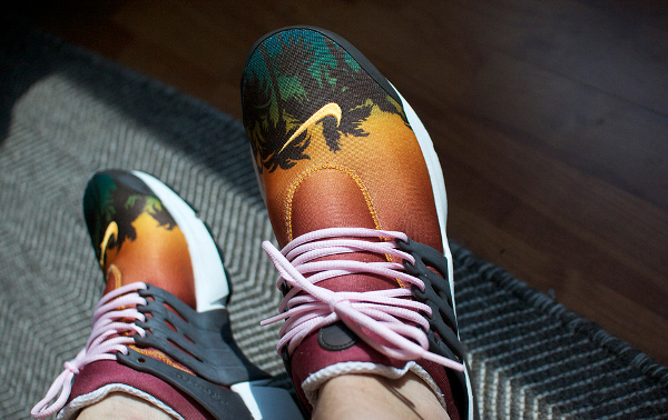 Nike Air Presto - Chris Aylen