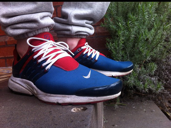 Nike Air Presto - Maxgriffin