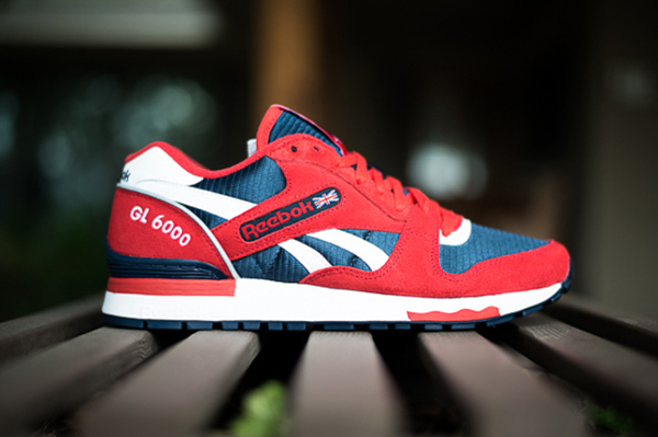 Reebok GL6000 Red Attack disponible