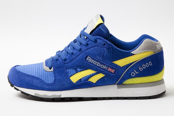 Reebok GL6000 Blue/Yellow